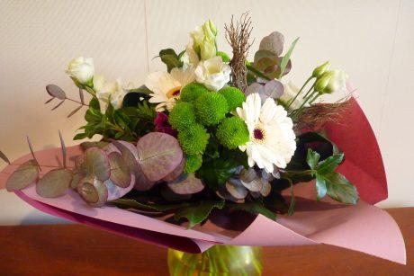 bouquet confiné